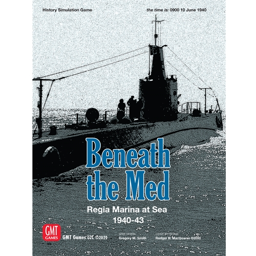 Beneath the Med -  GMT Games
