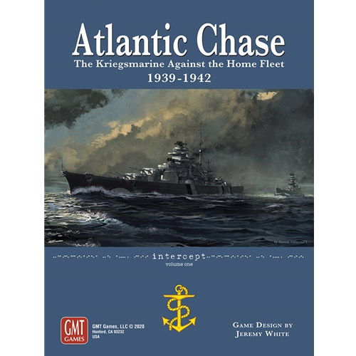 GMT Games - Atlantic Chase