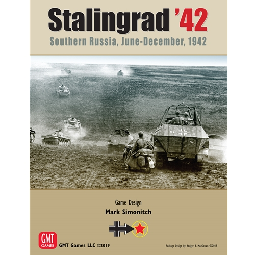 Stalingrad 42: Southern Russia from Case Blau to Operation Uranus - GMT Games
