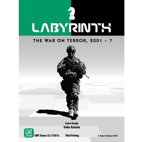 GMT Games - Labyrinth 4th Printing