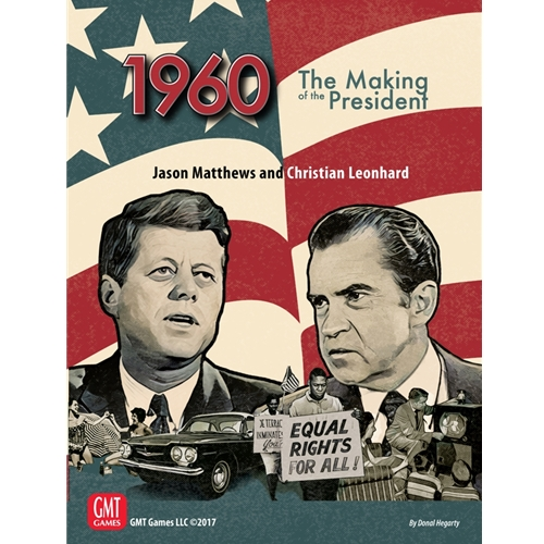 GMT Games - 1960: The Making o...